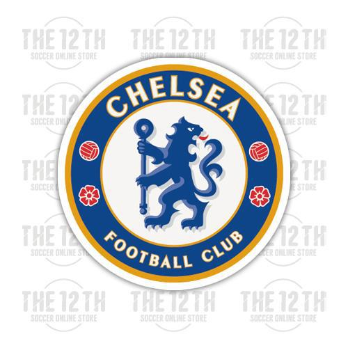Chelsea Removable Vinyl Sticker Decal - 12 Soccer Tee