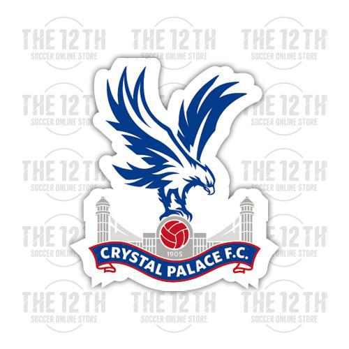 Crystal Palace Removable Vinyl Sticker Decal - 12 Soccer Tee