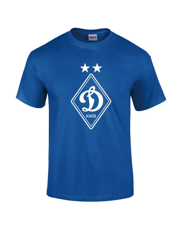 Dynamo Kyiv T-Shirt - Blue - Mens