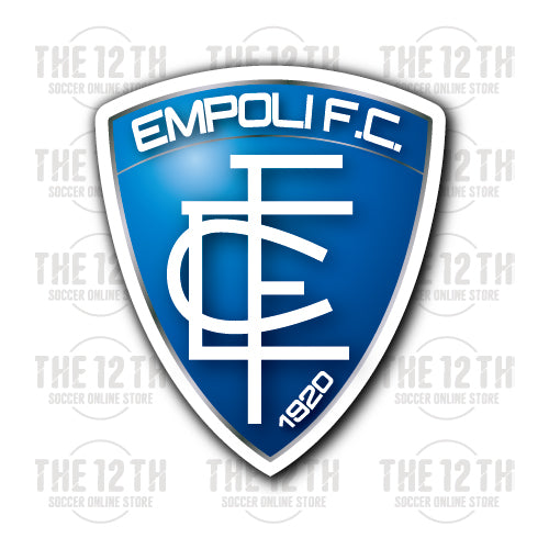 Empoli F.C. Removable Vinyl Sticker Decal - 12 Soccer Tee
