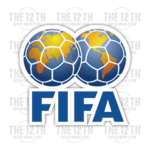 Fifa Removable Vinyl Sticker Decal - 12 Soccer Tee