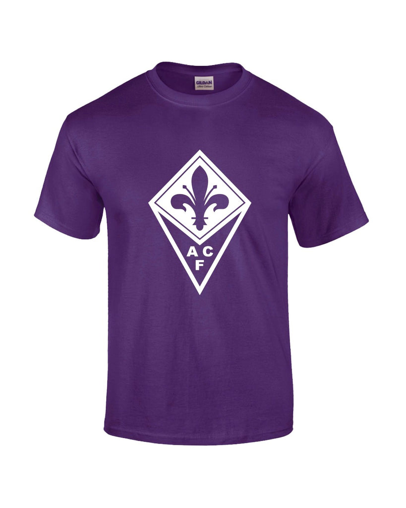 Fiorentina T-Shirt - Purple - Mens