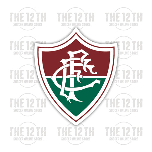 Fluminense FC Removable Vinyl Sticker Decal - 12 Soccer Tee