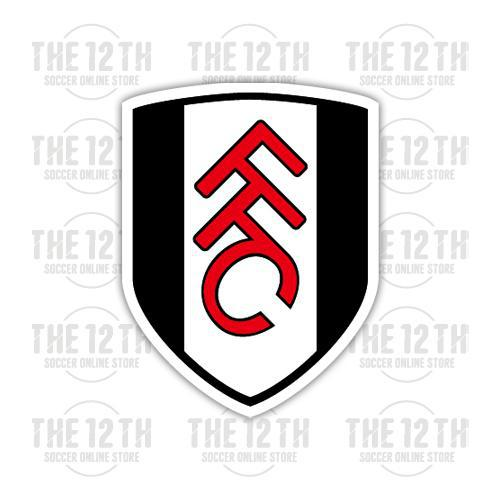 Fulham Removable Vinyl Sticker Decal - 12 Soccer Tee