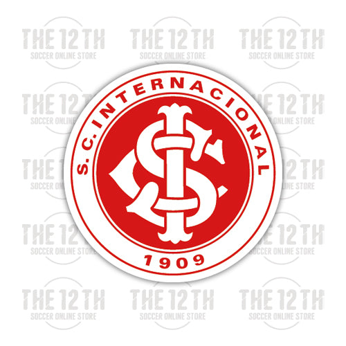 Sport Club Internacional Removable Vinyl Sticker Decal - 12 Soccer Tee