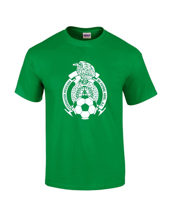 Mexico T-Shirt - Green - Mens