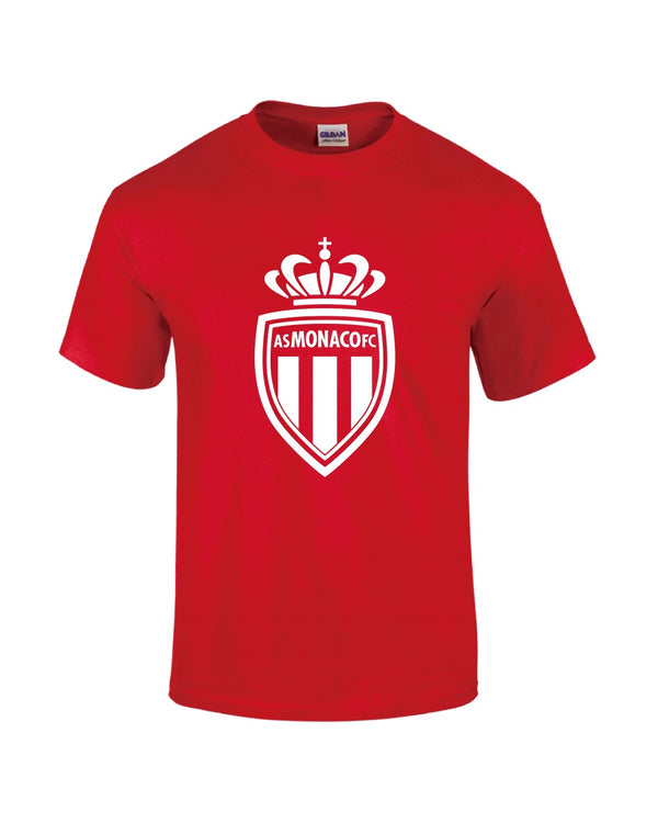 Monaco T-Shirt - Red - Mens