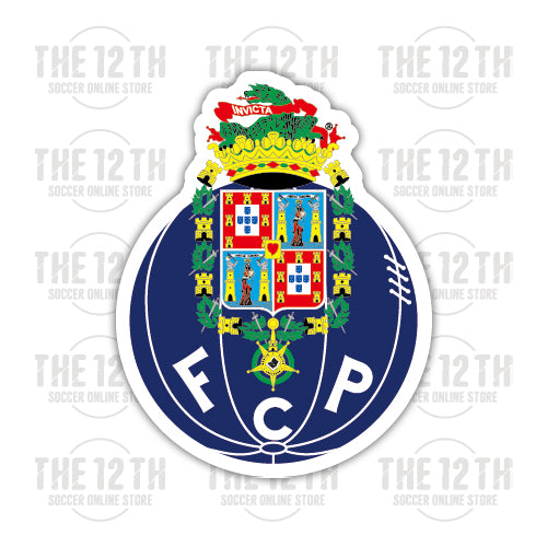 FC Porto Removable Vinyl Sticker Decal - 12 Soccer Tee