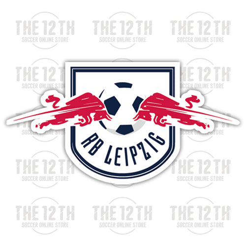 RB Leipzig Removable Vinyl Sticker Decal - 12 Soccer Tee