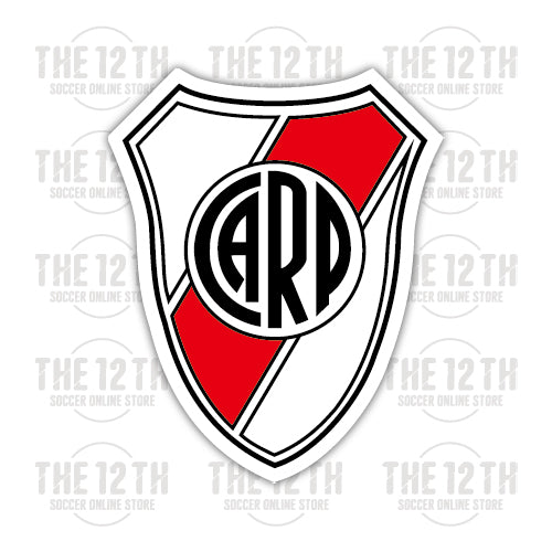 Club Atletico River Plate Removable Vinyl Sticker Decal - 12 Soccer Tee
