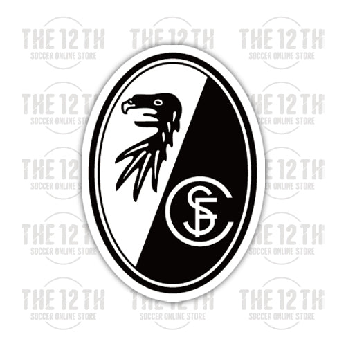 SC Freiburg Removable Vinyl Sticker Decal - 12 Soccer Tee