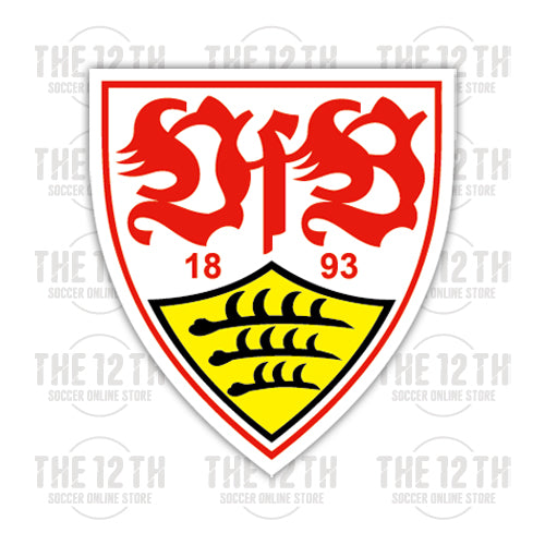 VfB Stuttgart Removable Vinyl Sticker Decal