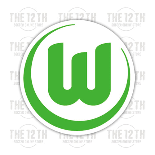 VfL Wolfsburg Removable Vinyl Sticker Decal