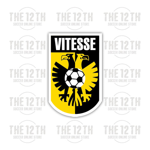 SBV Vitesse Removable Vinyl Sticker Decal - 12 Soccer Tee