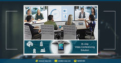 How Yealink video conferencing solutions allows you to develop your business, case study * كيف تمكنك حلول مؤتمرات الفيديو