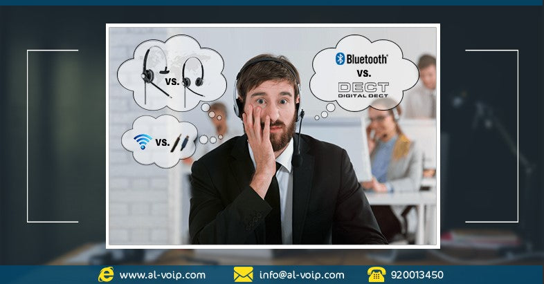What is the best Headset for your business ? * ما هى أفضل سماعة رأس تناسب أعمالك؟