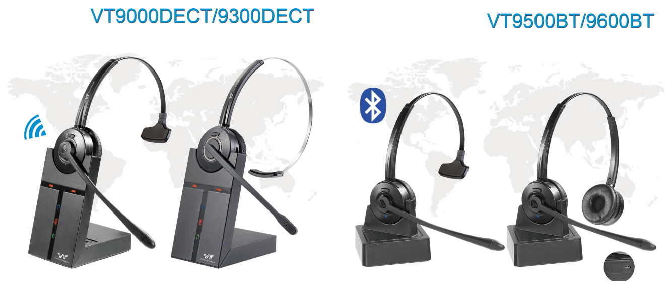 Vbet Wireless Headsets