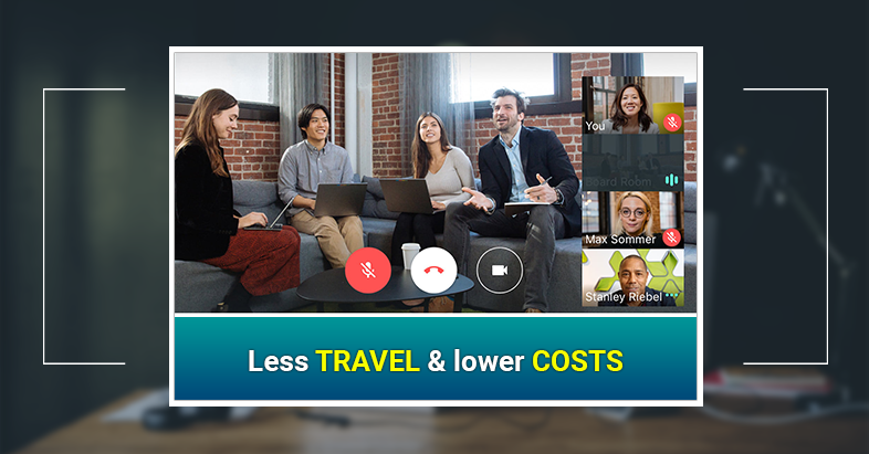 video conference systems save your time