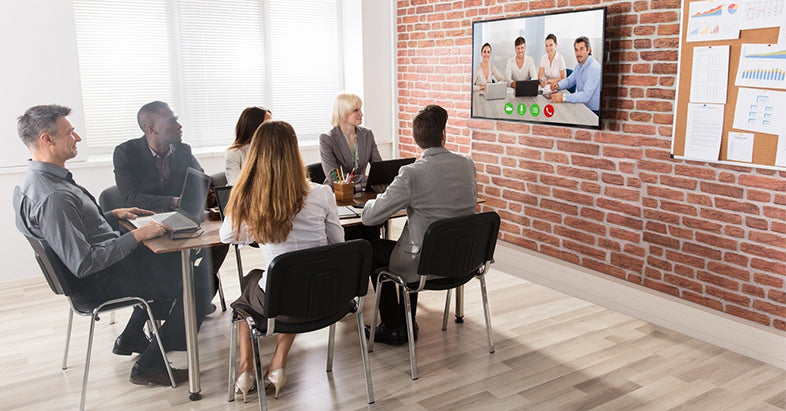 video conference medium room- include 10 persons