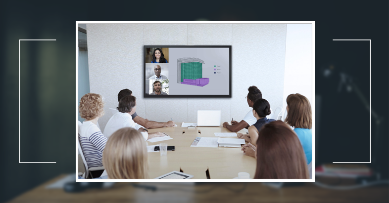 Room video conference systems