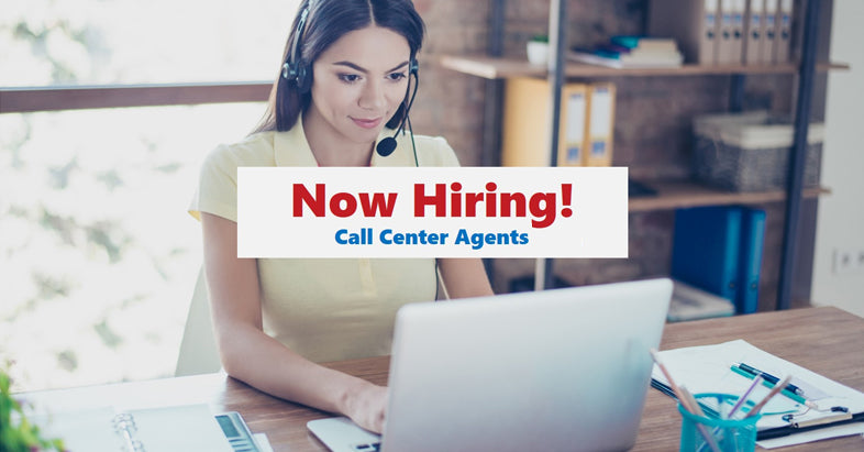 Step 2: hiring your call center staff.