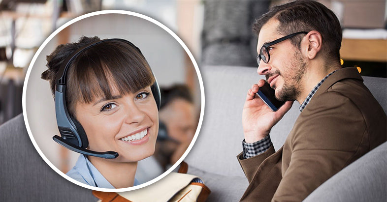 What business type should use a call center