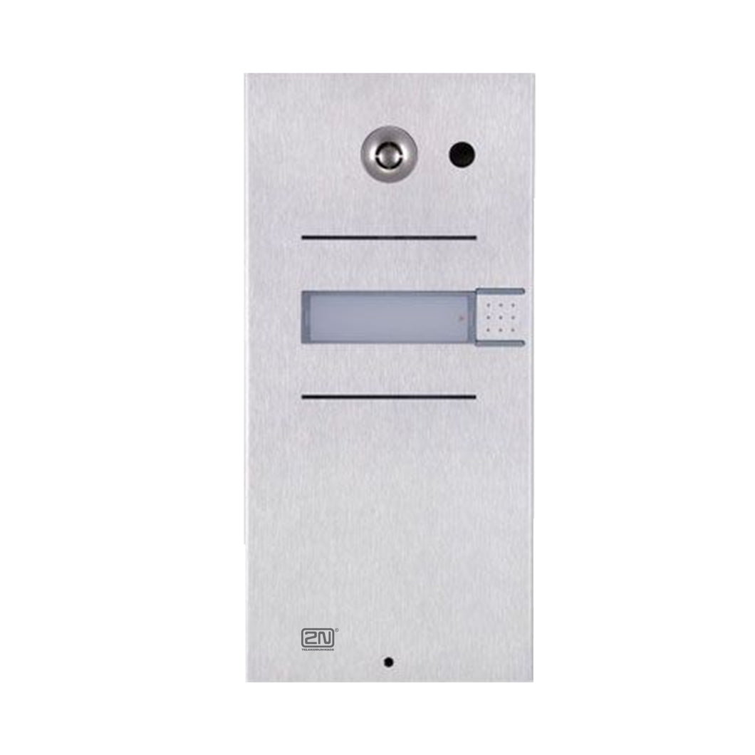2N Basic Intercom 1 Button + Cam. Helios Ip Vario * Helios Ip Vario - Intercom & Paging Systems