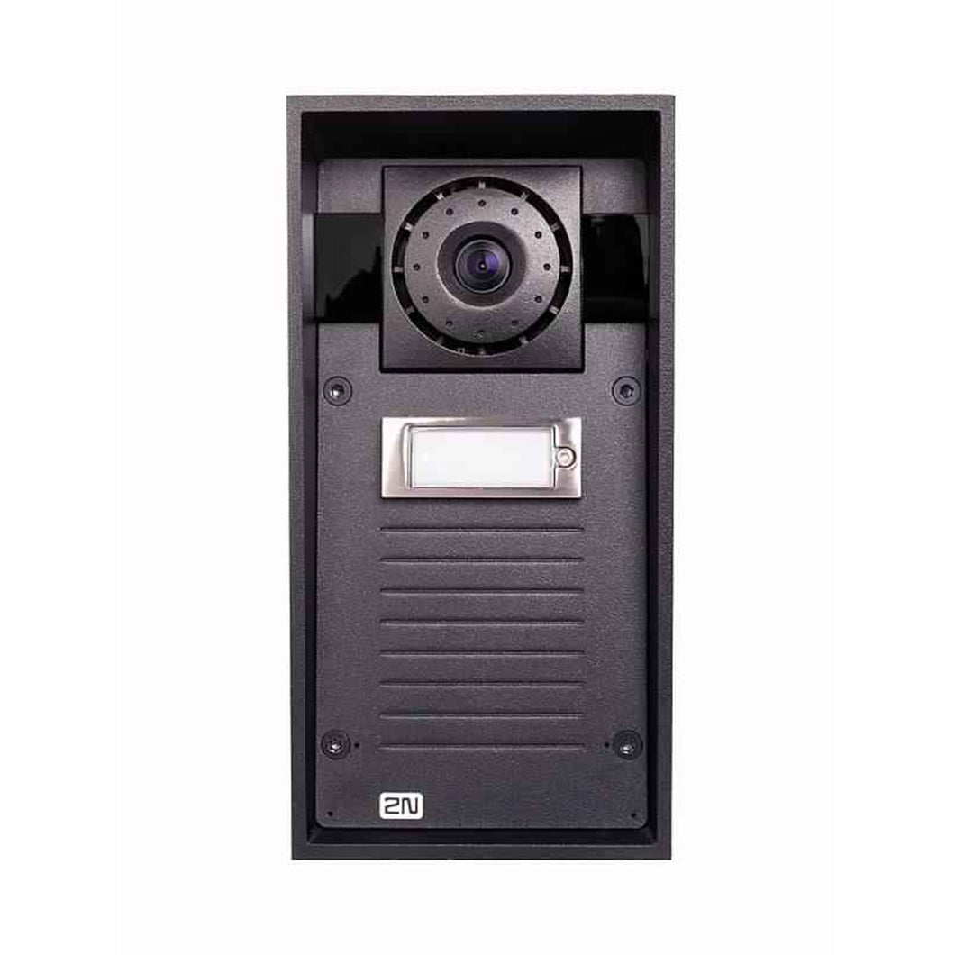2N Intercom 1 Button Hd Camera Pictograms 10W Speaker (Card Reader Ready) Helios Ip Force * Hd Helios Ip Force - Intercom & Paging Systems
