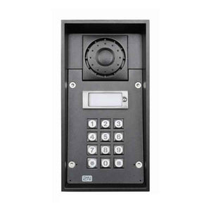 2N Intercom 1 Button & Keypad & 10W Speaker Helios Ip Force * Helios Ip Force - Intercom & Paging Systems
