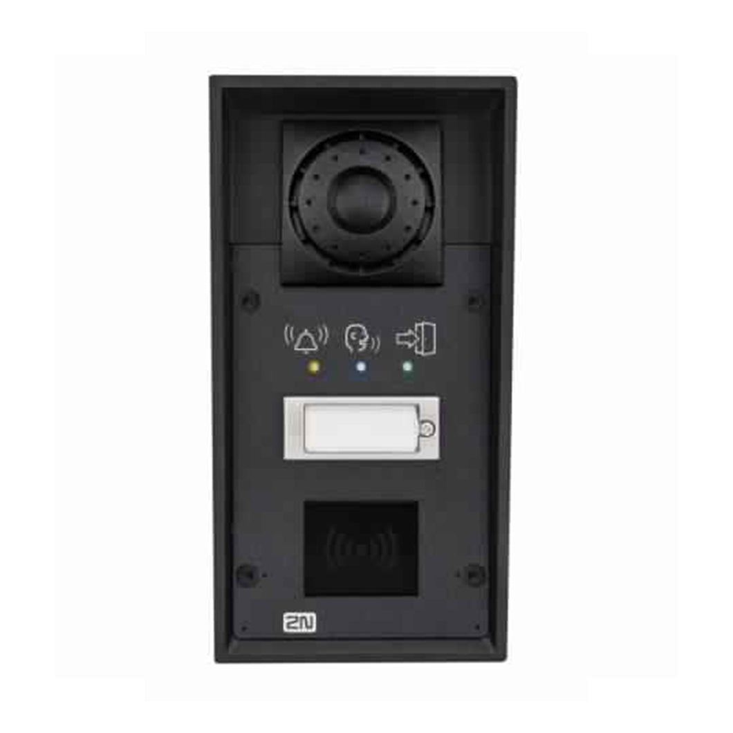 2N Intercom 1 Button Pictograms 10W Speaker (Card Reader Ready) Helios Ip Force * Helios Ip Force - Intercom & Paging Systems