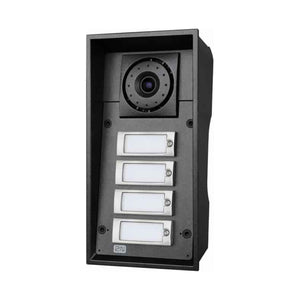 2N Intercom 4 Button & Camera & 10W Speaker Helios Ip Force * 10 Helios Ip Force - Intercom & Paging Systems