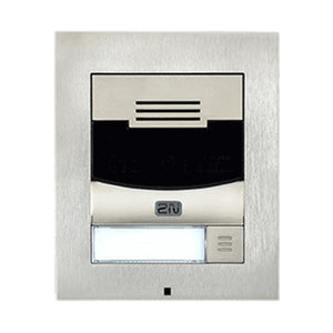 2N Intercom With Camera Flush Mount Helios Ip Solo * Helios Ip Solo - Intercom & Paging Systems