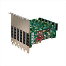 Sangoma Backplane Connector A200-Bp6 * A200-Bp6 - Telephony Cards