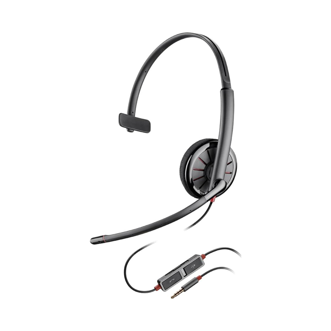 Plantronics Corded Headset Blackwire 215 * Blackwire 215 - Headsets