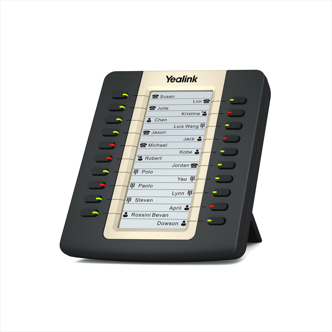 Yealink Ip Phone Expansion Module ( Lcd ) Exp20 * Exp20 - Voip Phones