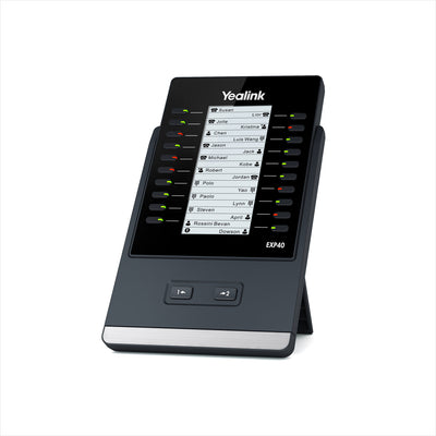 Yealink Lcd Expansion Module Exp40 * Exp40 - Voip Phones