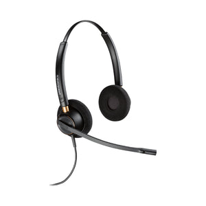 Plantronics Digital Headset Encorepro 520 * Encorepro 520 - Binaural - Voice Tube - Headsets