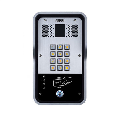 Fanvil Sip Doorphone I23 * I23 - Intercom & Paging Systems
