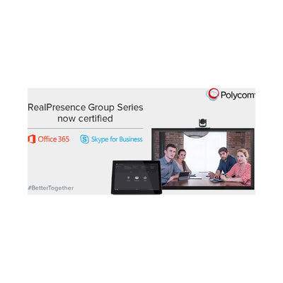 Polycom Office 365 / Skype For Business Online Solutions * Office 365 / Skype For Business Online Solutions - Cloud Apps