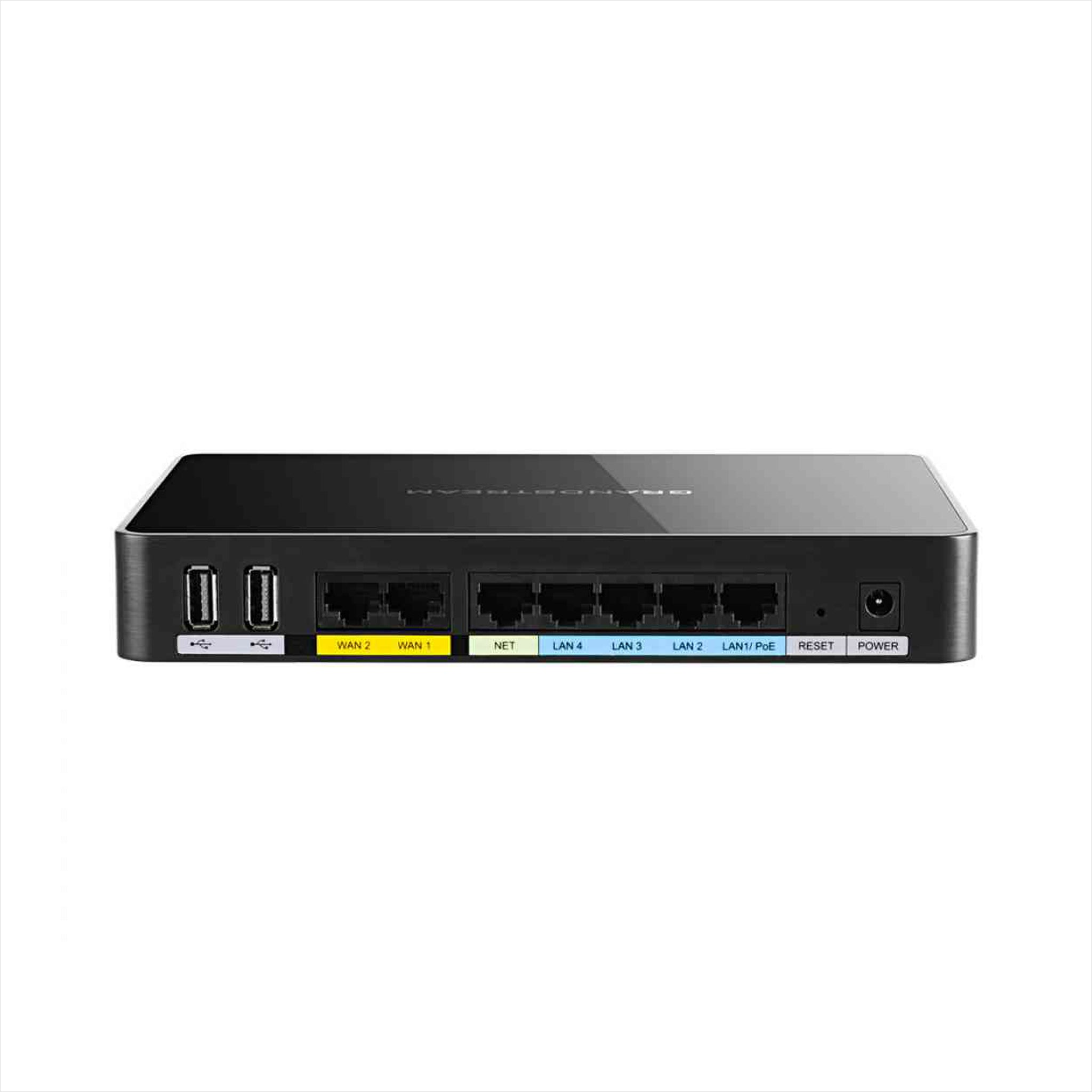Grandstream Enterprise Multi-Wan Gigabit Vpn Router Gwn7000 * Gwn7000 - Routers
