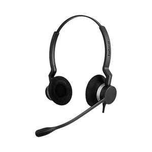 Jabra Headset Nc Usb Biz 2300 Duo * Nc Biz 2300 Duo - Headsets