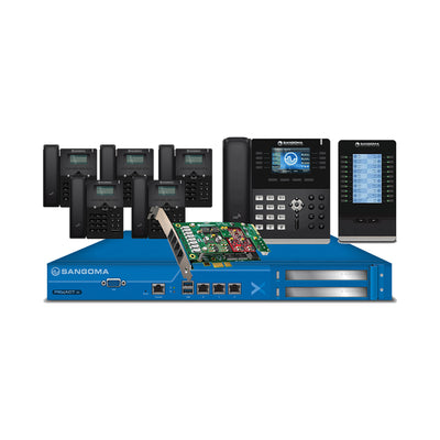 Sangoma Phone Systems Bundle #2 * #2 - Bundles