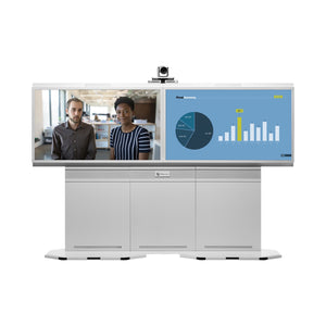 Polycom Realpresence Medialign Dual 55 * Realpresence Medialign Dual 55 - Video Conferencing Rooms