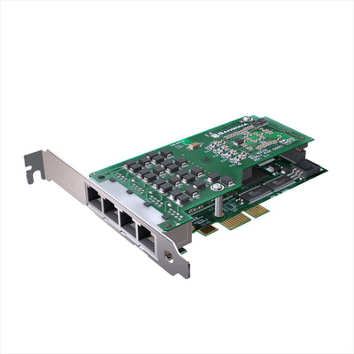Sangoma Digital Telephony Card A104 * A104 - Telephony Cards
