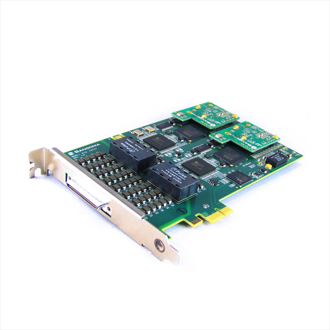 Sangoma Digital Telephony Card A116 * A116 - Telephony Cards
