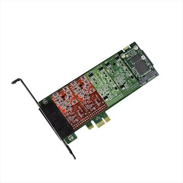 Sangoma Analog Telephony Card A400-A400Ra * A400-A400Ra - Telephony Cards