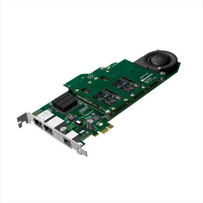 Sangoma Transcoding Card D500 * D500 - Telephony Cards