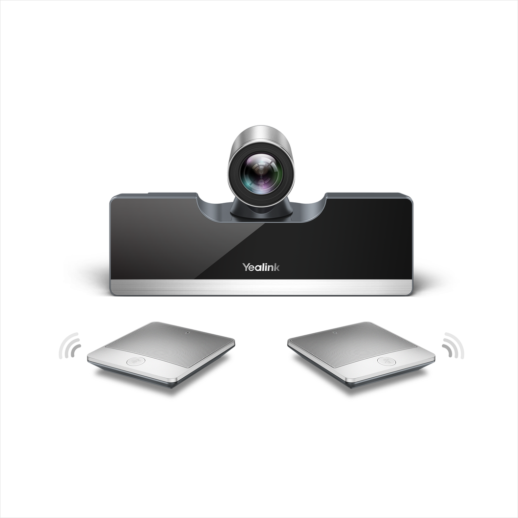 Yealink Vc500-Wireless Micpod * Vc500-Wireless Micpod - Video Conferencing Rooms
