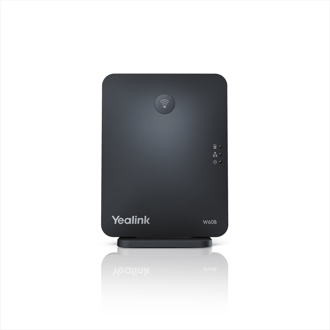 Yealink High-Performance Dect Ip Base Station W60B * W60B - Voip Phones