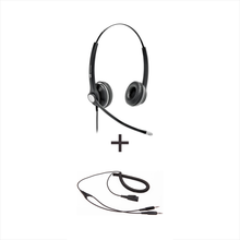 Vt Wired Headset Vt8000Unc-D * Vt8000Unc-D - Vt 8000 Unc-D  Qdgn   + Qd- 2*3.5Mm Pc Plug - Headsets